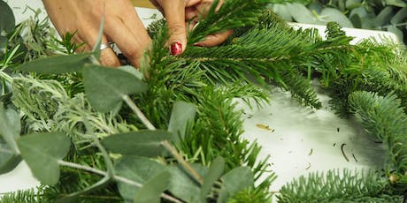 Traditional Wreath Making Workshop tickets
