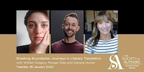 Breaking Boundaries: Journeys in Literary Translation tickets