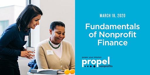 Fundamentals of Nonprofit Finance - March 18, 2020