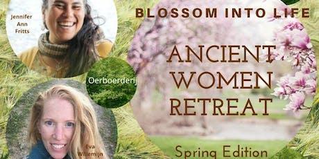 ANCIENT WOMEN RETREAT: Blossom into Life tickets