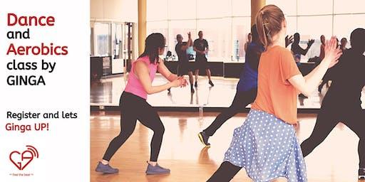 Ginga UP! : Dance and Aerobics Class