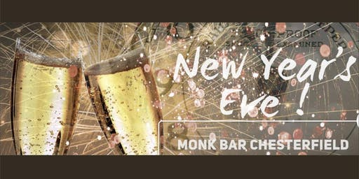 New Year's Eve Monk Bar Chesterfield