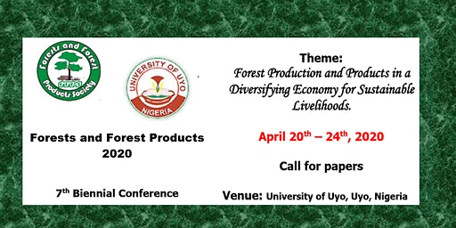 7th Biennial Conference of the Forest and Forest Products Society (FFPS)