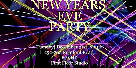 The Most Important Night! NYE tickets