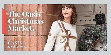 The Oasis Christmas Market tickets