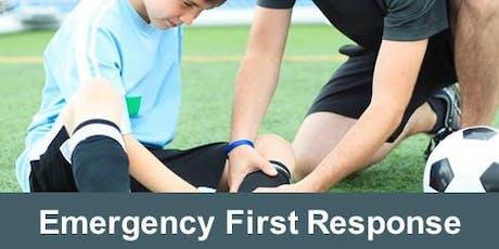 Emergency First Response Workshop tickets