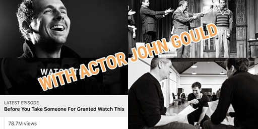 FREE ACTING CLASS - Watford - Learn with a professional actor