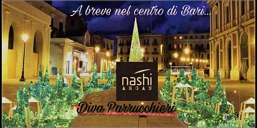 Inaugurazione Nashi Argan Store in Store by  Diva Parrucchieri