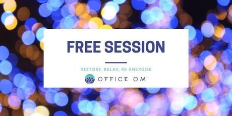 FREE EVENT  for 1 Central Square only - December Wellbeing with Office Om tickets