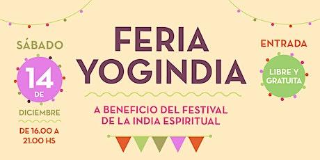 Feria Yogindia - 14 de diciembre 2019 entradas