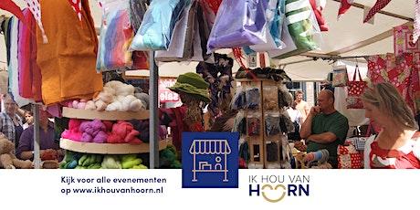 Woensdagmarkt Creatief Hoor(n)! tickets