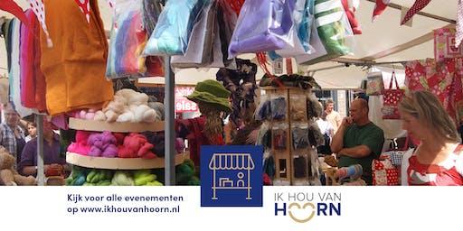 Woensdagmarkt Creatief Hoor(n)!