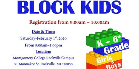 Block Kids Competition  tickets