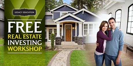 Free Real Estate Investing Workshop Coming to the Bay Area Dec 12th - 14th tickets