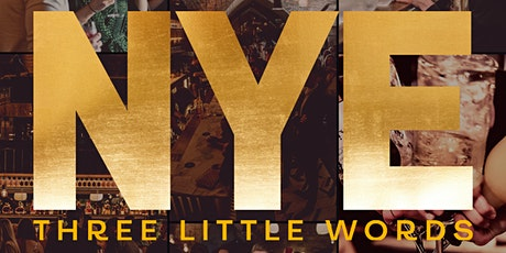 New Year's Eve at Three Little Words tickets