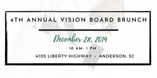 4th Annual Vision Board Brunch