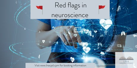 Red Flags in Neuroscience tickets