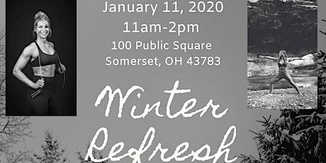 Winter Refresh Retreat  tickets