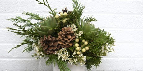 Winter Blooms Workshop at Brewery Silvaticus with Alice's Table tickets