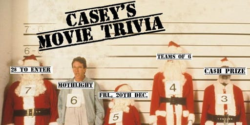 Casey's Movie Trivia!