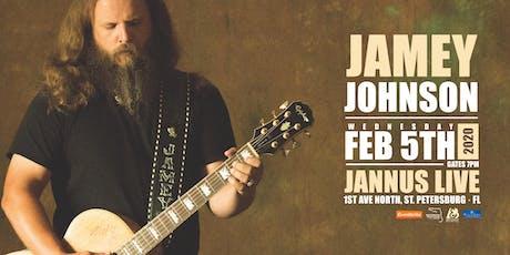 JAMEY JOHNSON - ST PETE tickets