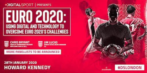 Euro 2020: Using digital and technology to overcome its challenges