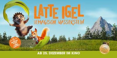 Latte Igel und der magische Wasserstein: Exklusive Kino-Preview von familie.de