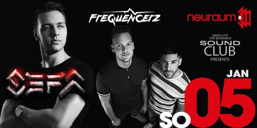 Soundclub pres. SEFA & FREQUENCERZ @ neuraum Club