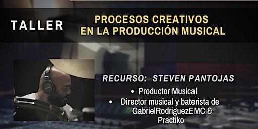Procesos Creativos en la Producción Musical