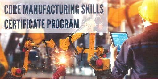 Manufacturing Training Needs Roundtable