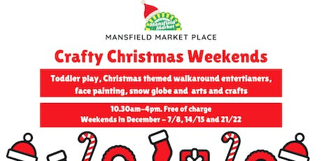 Crafty Christmas Weekends 2019 tickets