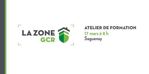 Atelier sur la Zone GCR - Saguenay