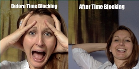 Start Your New Year With Time Blocking Success tickets