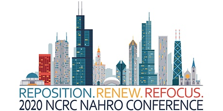 2020 NCRC NAHRO Conference Exhibitor/Sponsor Registration tickets