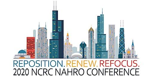 2020 NCRC NAHRO Conference Exhibitor/Sponsor Registration