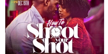 How to shoot your shot tickets