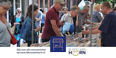Woensdagmarkt Boek & Plaat tickets