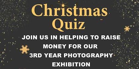 Ba Photography Fundraising Pub Quiz tickets