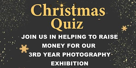 Ba Photography Fundraising Pub Quiz tickets
