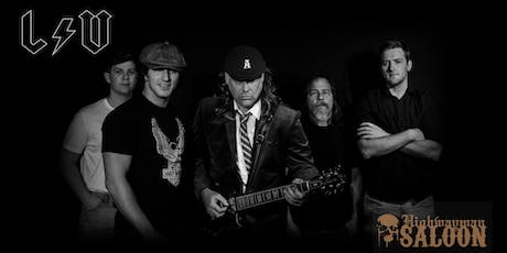 The Highwayman Saloon Presents Live Voltage - Tribute AC/DC tickets