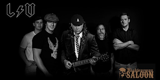 The Highwayman Saloon Presents Live Voltage - Tribute AC/DC