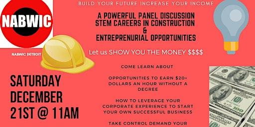 Build Career Panel Discussion