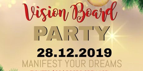 Vision Board  tickets