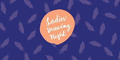 Ladies Drawing Night Ottawa: December tickets