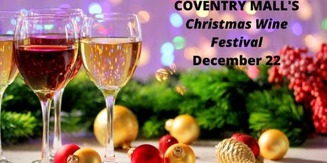 Coventry Mall Wine Festival tickets