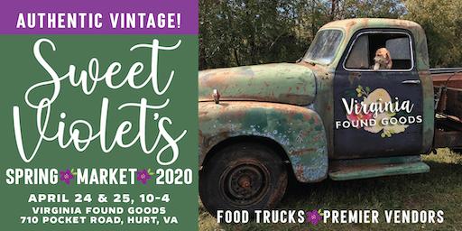 Sweet Violet's Vintage Market