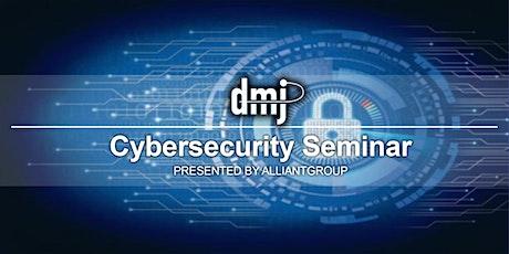 Cybersecurity Seminar  tickets