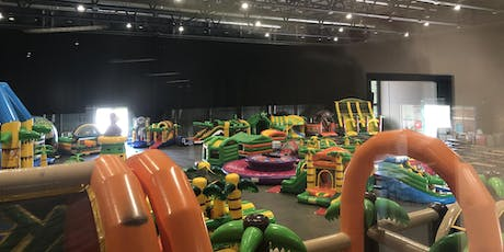 MEGA Jungle Jump Leuven (Kids and adults) tickets