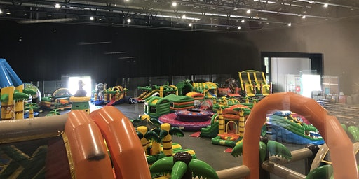 MEGA Jungle Jump Leuven (Kids and adults)