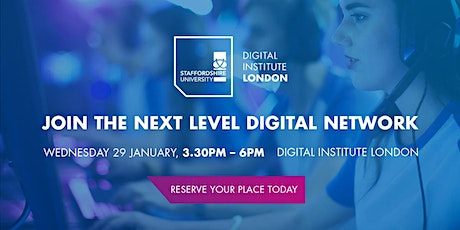 Next Level Digital Network tickets